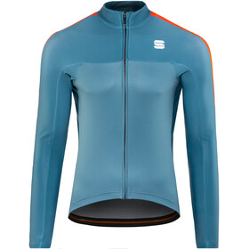 Sportful Bodyfit Pro Thermal Bike Jersey Longsleeve Men blue